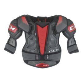 CCM QuickLite Senior Shoulder Pads