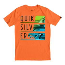 Quiksilver Boys' Word Up T Shirt