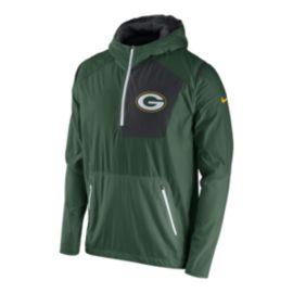 Packers Lightweight Fly Rush Jacket - Green