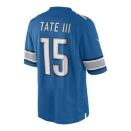 Detroit Lions Golden Tate III Limited Team Football Jersey