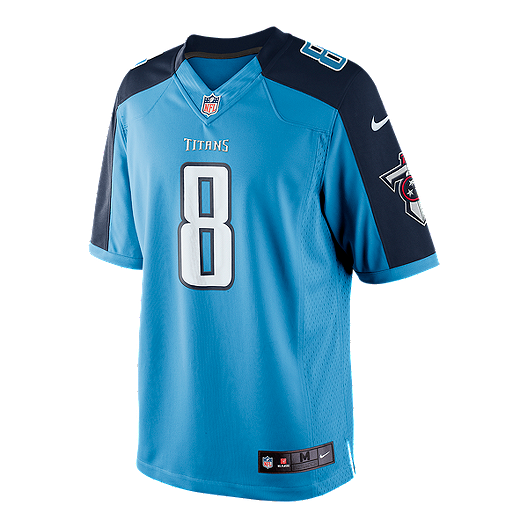 sports shoes a6e6d e7c70 Tennessee Titans Marcus Mariota Limited Team Football Jersey