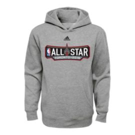 NBA All Star 2016 Horizontal Youth Hoodie