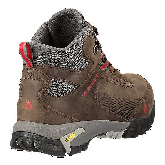 acb307c8ebf Vasque Men's Talus Trek UD Hiking Boots - Brown/Pepper | Sport Chek