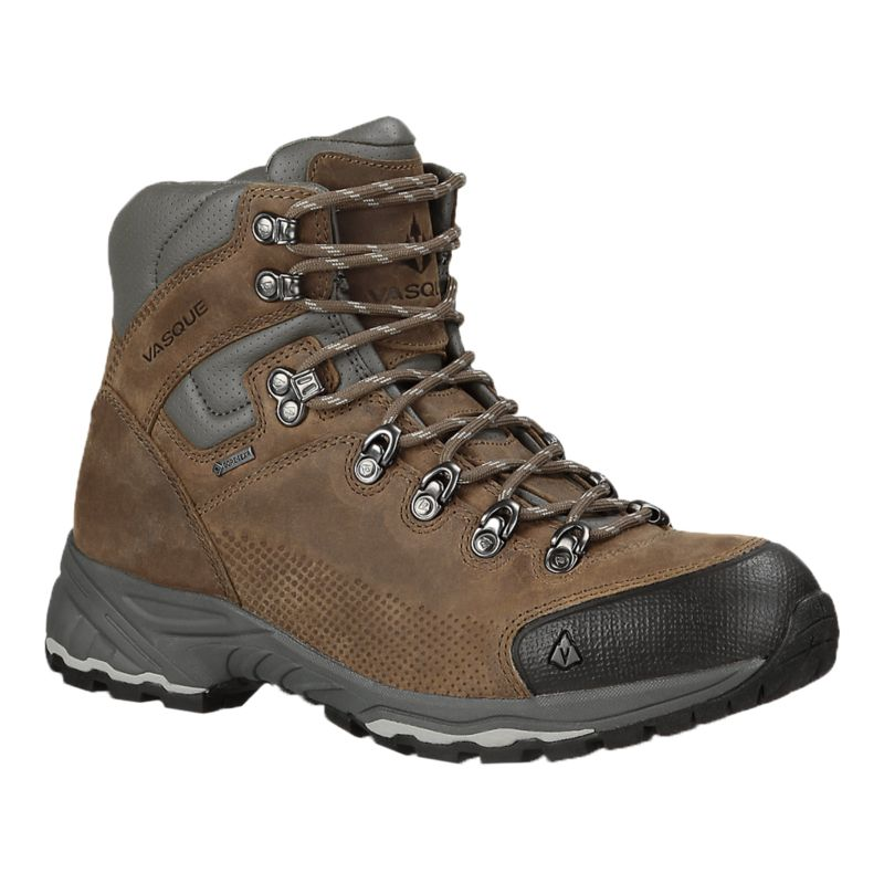 vasque st elias gtx s hiking boots light brown