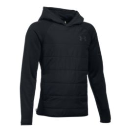 Under Armour Boys' Swacket Insulated Hoodie