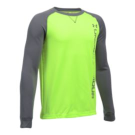 Under Armour Waffle Kids' Crew Top
