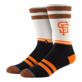 San Francisco Giants Stance MLB Diamond Men's Crew Socks
