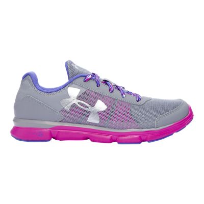 Under Armour Micro G Speed Swift Girls' Grade-School Running Shoes