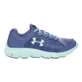 Under Armour Micro G Assert 6 Girls' Grade-School Running Shoes