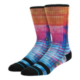 Stance Sidestep Tunnels Men's Crew Socks