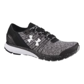 Under Armour Men's Charged Bandit 2 Running Shoes - Black/Grey