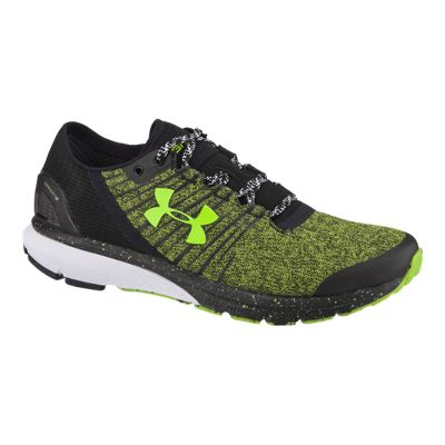 Under Armour Men's Charged Bandit 2 Running Shoes - Green/Black