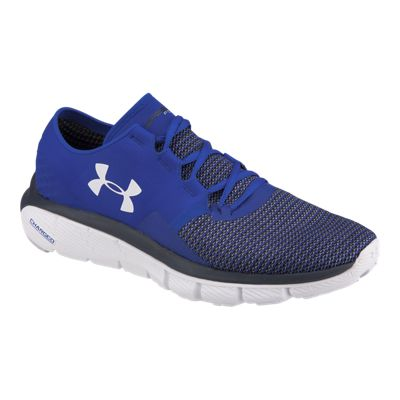 Under Armour Men's SpeedForm Fortis 2 Running Shoes - Blue/White