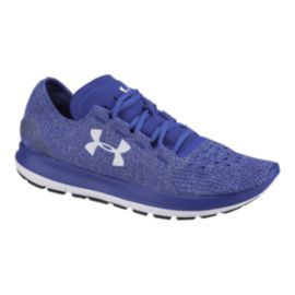 Under Armour Men's SpeedForm® Slingride Running Shoes - Heather Blue/White