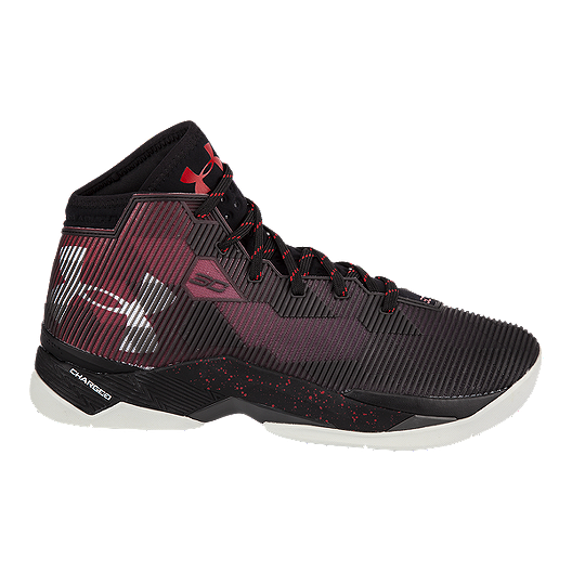 f208405493e Under Armour Kids  Curry 2.5 Grade School Basketball Shoes - Black ...