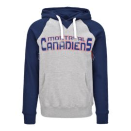 Montreal Canadiens Training Camp Hands High Pullover Hoodie