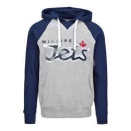 Winnipeg Jets Training Camp Hands High Pullover Hoodie