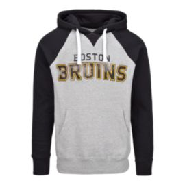 Boston Bruins Training Camp Hands High Pullover Hoodie