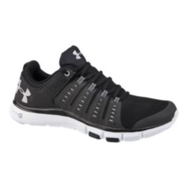 Under Armour Men's Limitless TR 2 Training Shoes - Black/White