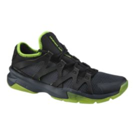 Under Armour Men's Charged Phenom 2 Training Shoes - Black/Green