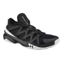 Under Armour Men's Charged Phenom 2 Training Shoes - Black/White