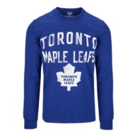 Toronto Maple Leafs Play Action Hands High Long Sleeve Tee