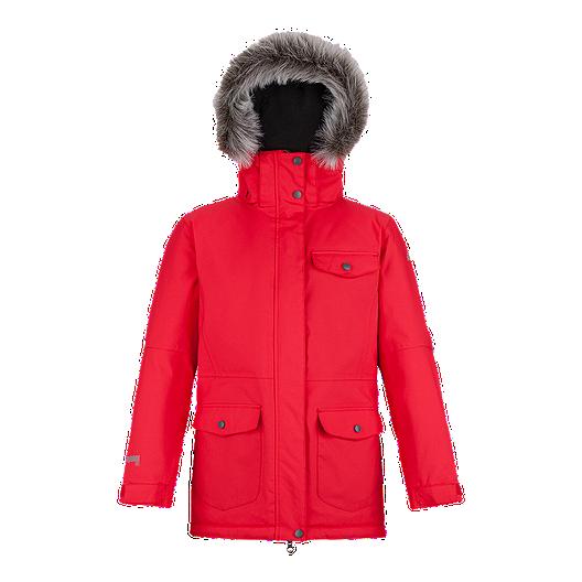 13933a7e25a6 McKINLEY Girls  Gil Insulated Parka Jacket