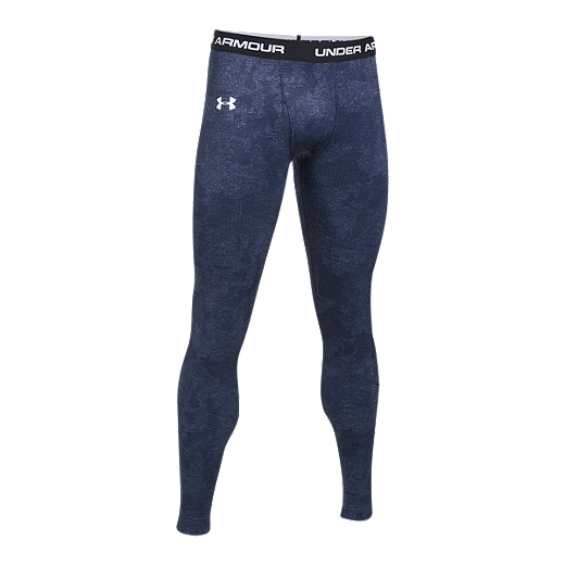 4f02617f98e69f Under Armour ColdGear® Infrared Evo Men's Leggings - MIDNIGHT NAVY