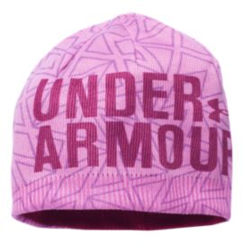Under Armour Girls' Graphic Beanie