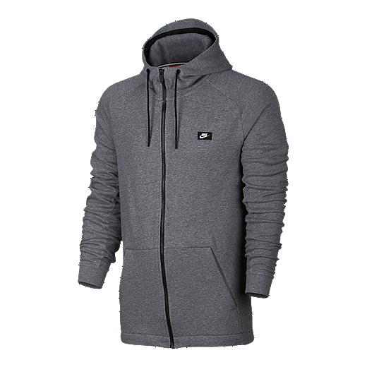 Nike Sportswear Modern FZ Hoodie - Black