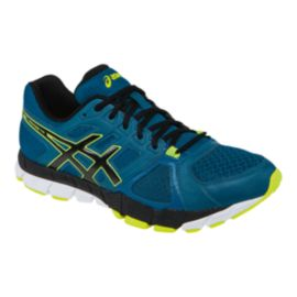ASICS Men's Gel Craze TR 2 Training Shoes - Blue/Black/Lime Green