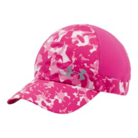 Under Armour Pip Fly Fast Women's Cap - Pink