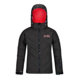 Firefly Girls' Rafika Insulated Winter Jacket