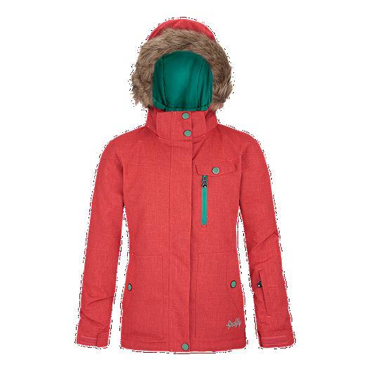 8e0441568b67 Firefly Girls  Rebecca Insulated Winter Jacket