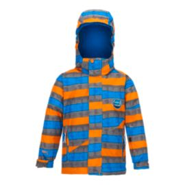 McKINLEY Toddler Boys' Ricos Insulated Jacket