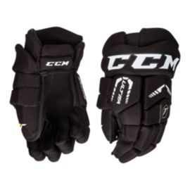 CCM Ultra Tacks 2.0 Youth Hockey Gloves