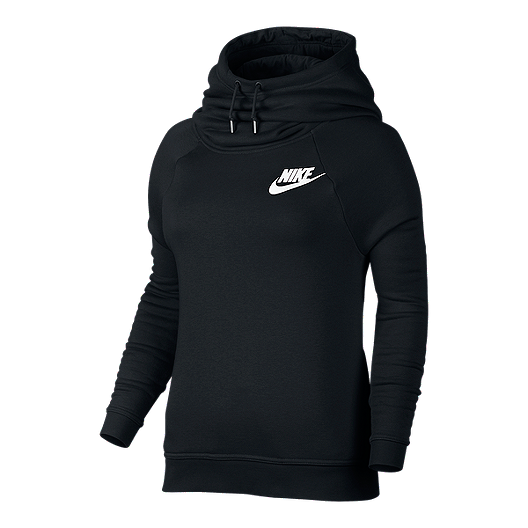 exclusive shoes suitable for men/women wide selection of colours and designs Nike Sportswear Rally Women's Fleece Pullover Hoodie | Sport ...