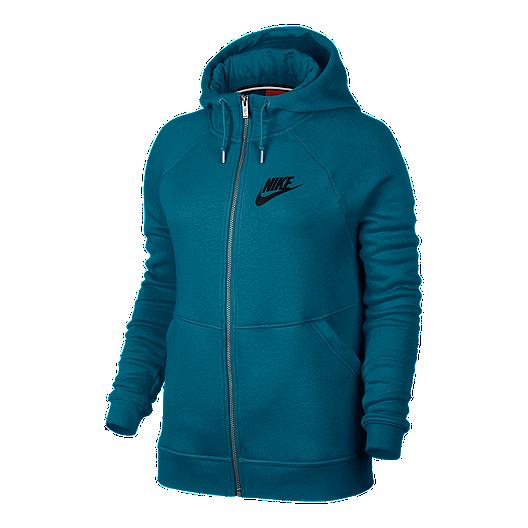 8ae6303e6f2 Nike Sportswear Rally Women s Fleece Full-Zip Hoodie