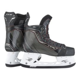 CCM Jetspeed Senior Hockey Skates - Black