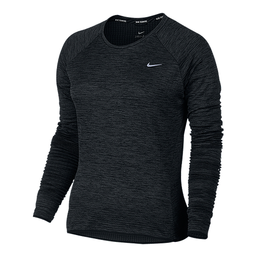 Será Disciplinario aborto  Nike Run Thermasphere Element Women's Long Sleeve Crew | Sport Chek