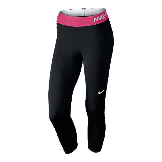 4ee81b6aa2 Nike Pro Cool Women's Capri Tights   Sport Chek