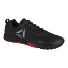 Reebok Men's CrossFit Nano 6.0 Training Shoes - Black/Red