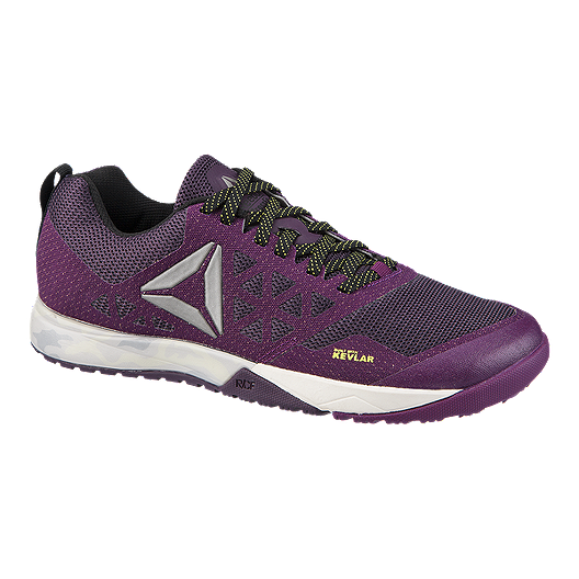 super popular d6407 3c10e Reebok Women s CrossFit Nano 6.0 Training Shoes - Berry Purple   Sport Chek
