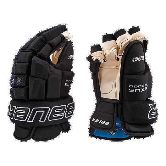 0fe990f12f6 Bauer Nexus N9000 Junior Hockey Gloves