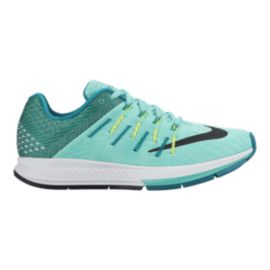 Nike Women's Air Zoom Elite 8 Running Shoes - Teal/Black