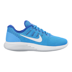 sports shoes 60329 870d3 ... low cost nike womens lunarglide 8 running shoes blue white sport chek  c4d66 7c22d