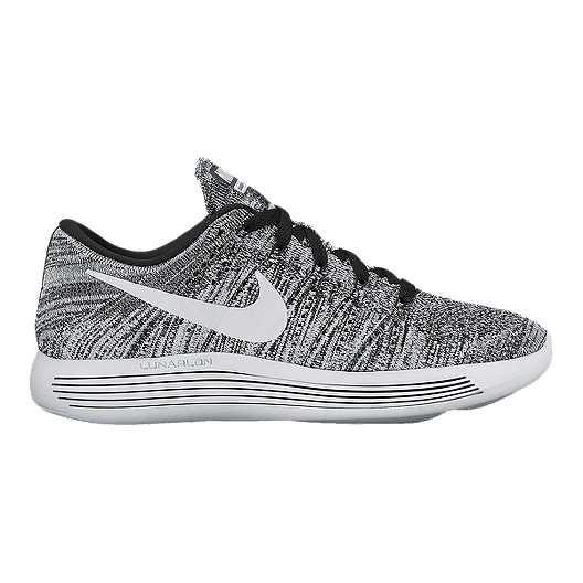finest selection 1818c d72ab Nike Women's LunarEpic Low FlyKnit Running Shoes - White ...