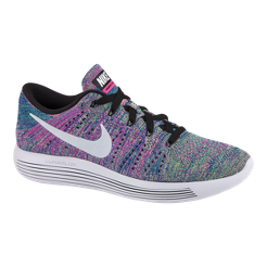 save off 7d402 0f2c9 ... low price nike womens lunarepic low flyknit running shoes pink blue  jade sport chek 51585 45d89