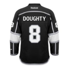 LA Kings Drew Doughty Premier Home Hockey Jersey