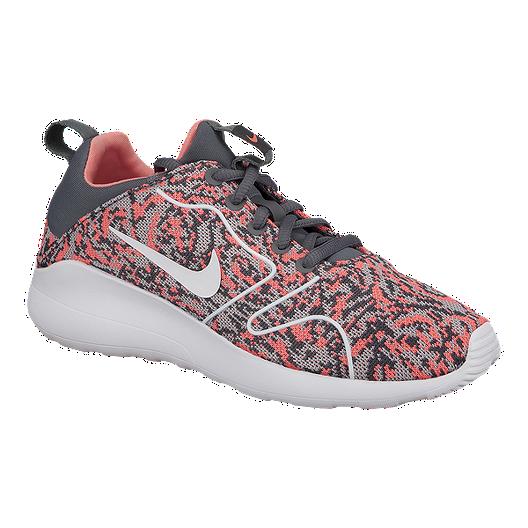 huge discount b4ce2 e6ca6 Nike Women s Kaishi 2.0 Jacquard Shoes - Grey Pink   Sport Chek